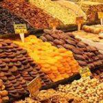 شرکتهای صادرات میوه خشک