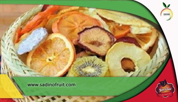 تولیدکنندگان میوه خشک در مازندران